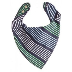 Smart Stripe DryBib Bandana