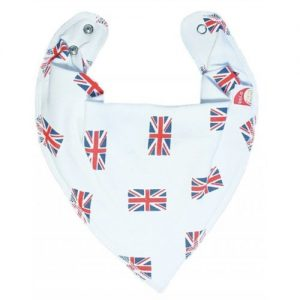 Union Jacks DryBib Bandana