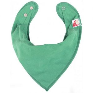 Solid Sea Green DryBib Bandana